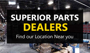 Superior Parts Dealers | Where to Buy